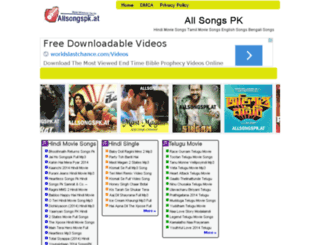 allsongspk.at screenshot