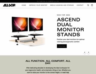 allsop.com screenshot