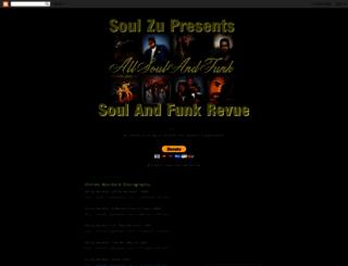 allsoulandfunk.blogspot.mx screenshot