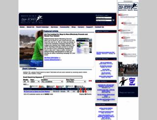 allsportcentral.com screenshot
