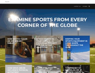 allsportsites.net screenshot