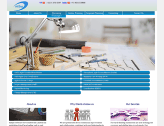 allsysservices.com screenshot