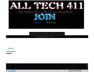 alltech411.findtalk.biz screenshot