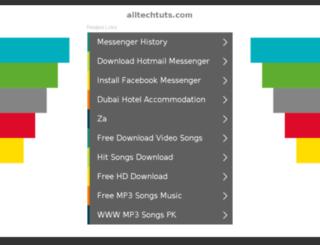 alltechtuts.com screenshot