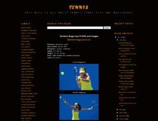 alltennisplayer.blogspot.com screenshot