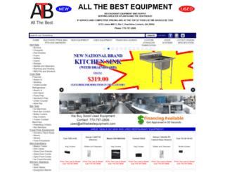 allthebestequipment.com screenshot