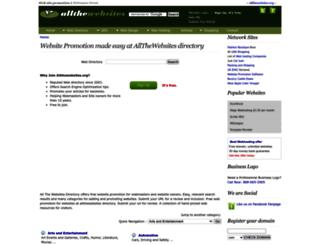 allthewebsites.org screenshot