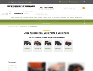 allthingsjeep.com screenshot