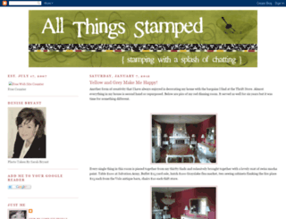 allthingsstamped.blogspot.com screenshot
