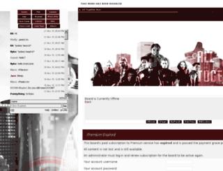alltogethernow.jcink.net screenshot