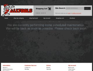 alltoolswa.com.au screenshot