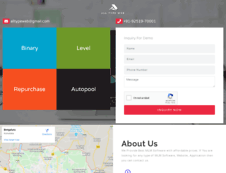 alltypeweb.com screenshot