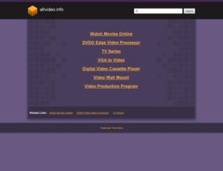 allvideo.info screenshot