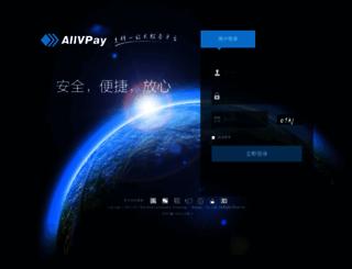 allvpay.com screenshot