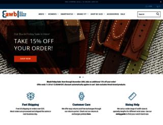 allwatchbands.com screenshot