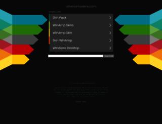 allwinampskins.com screenshot