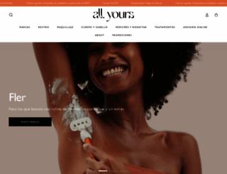 allyours.com screenshot