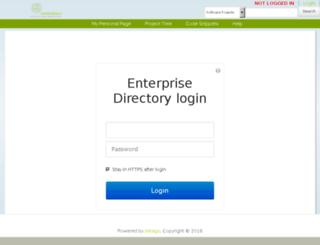 alm.xerago.com screenshot
