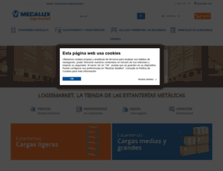 almacendirecto.com screenshot