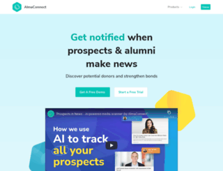 almaconnect.com screenshot