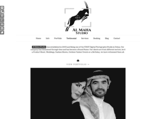 almahastudio.com screenshot