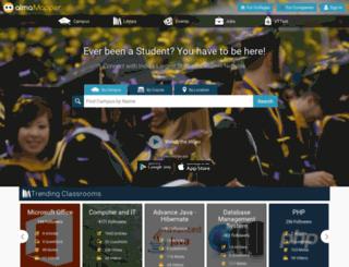 almamapper.com screenshot