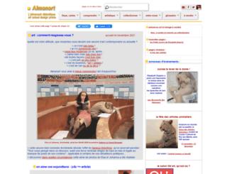 almanart.org screenshot