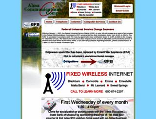 almanet.net screenshot