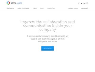 almasuite-2429590.hs-sites.com screenshot