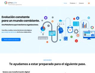 almasuite.com screenshot