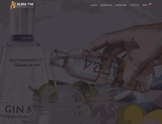almatim.ro screenshot
