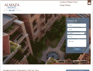 almaza-avenue.briskdigi.com screenshot