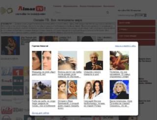 almaztv.com screenshot