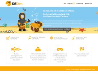 alminhadj.fr screenshot