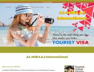 almiraaj.com screenshot
