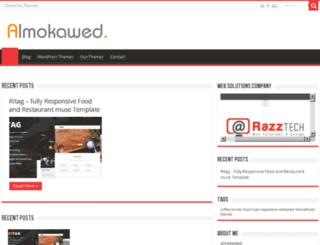 almokawed.com screenshot