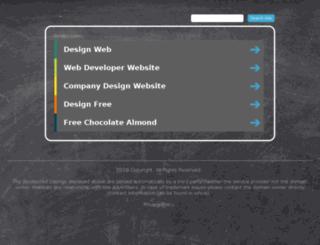 almond-design.com screenshot