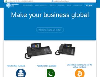 almostfreecalls.net screenshot