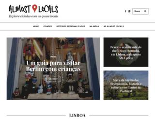 almostlocals.com screenshot