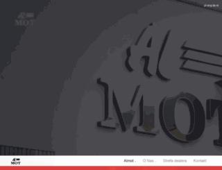 almot.eu screenshot