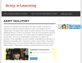 almsarmyskillport.com screenshot