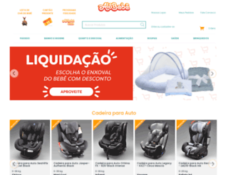 alobebe.com.br screenshot