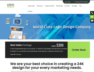 alogodesigncompany.com screenshot