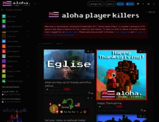 aloha.pk screenshot
