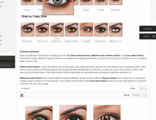 alohacontacts.com screenshot