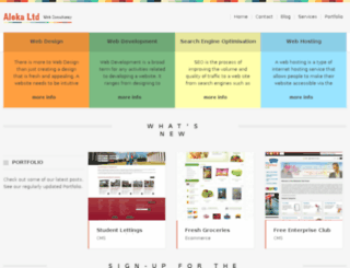 alokaltd.com screenshot