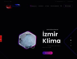 aloklima.com screenshot