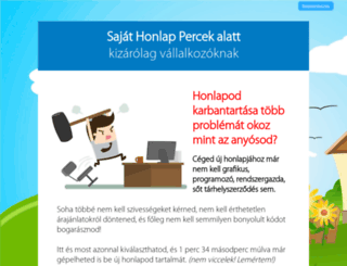 alomhazakkft.shp.hu screenshot
