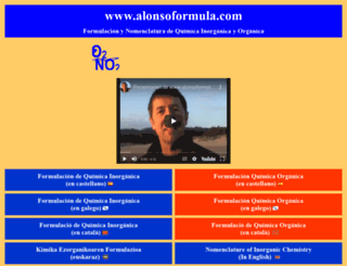 alonsoformula.com screenshot