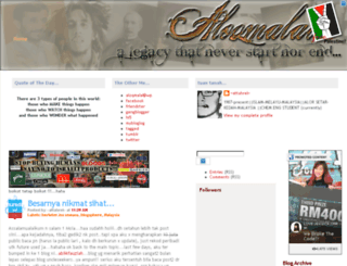 aloqmalai.blogspot.com screenshot